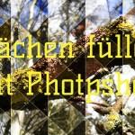 Muster erstellen und Flächen füllen in Photoshop