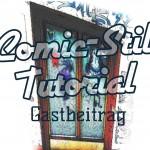 Comic-Stil-Tutorial  – mein Gastbeitrag auf Designtrax.de