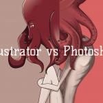 Photoshop vs Illustrator- ein Vergleich