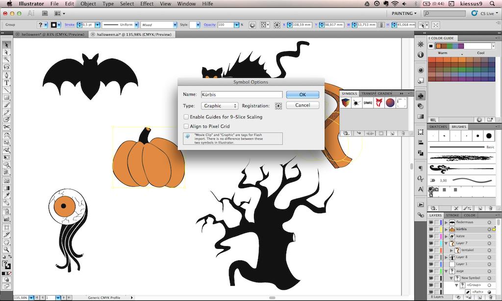 ai_Symbole_Halloween_symbol erstellen