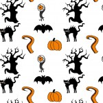 So erstellst du Halloween Muster und Symbole in Illustrator + Download