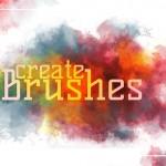 So erstellst du eigene Brushes für Photoshop