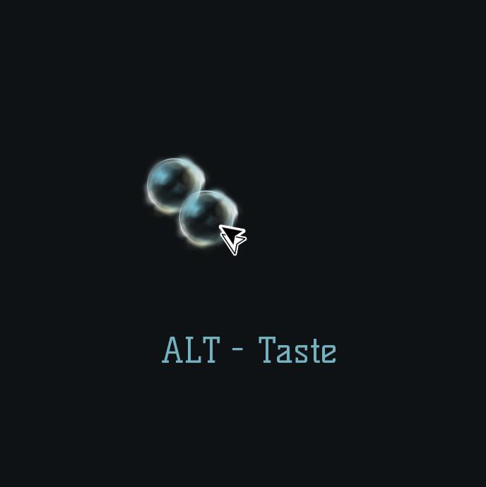 ALT - Taste kopieren