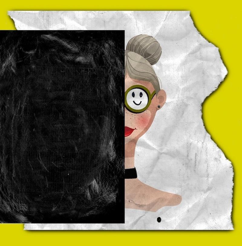 altes Papier textur 09
