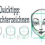 Basiswissen: Gesicht zeichnen