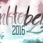 der Inktober 2016 startet!