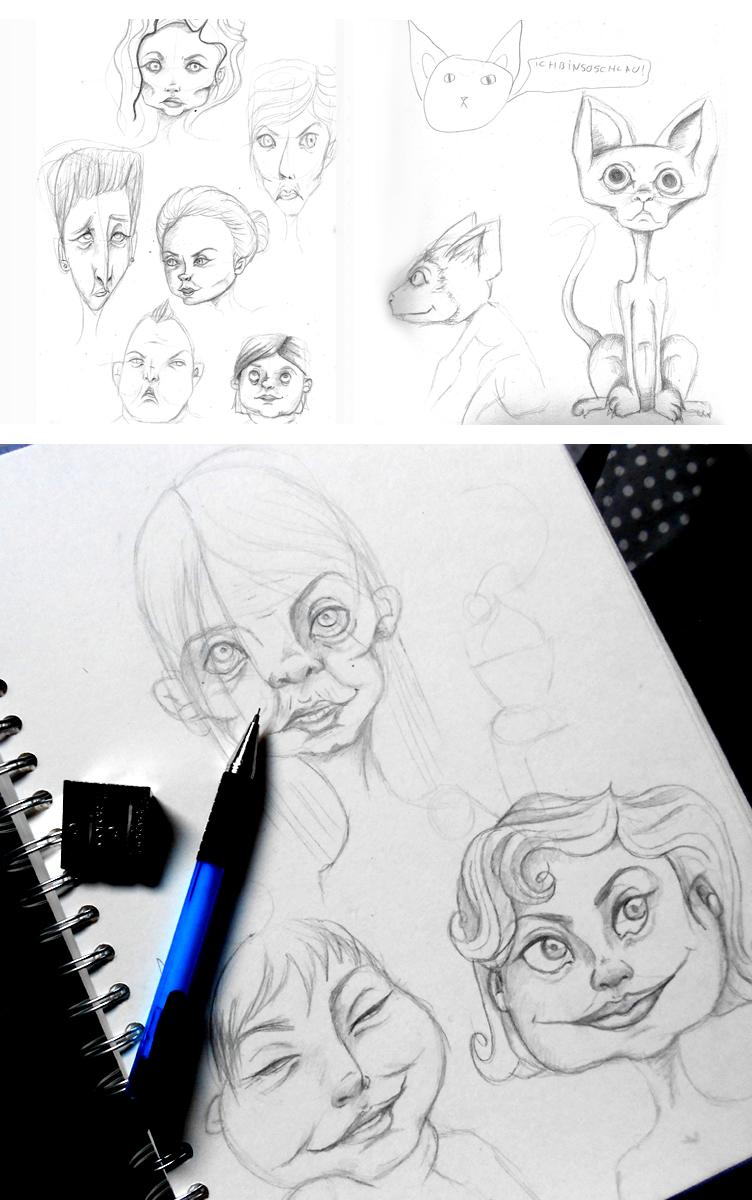 september-zeichnung