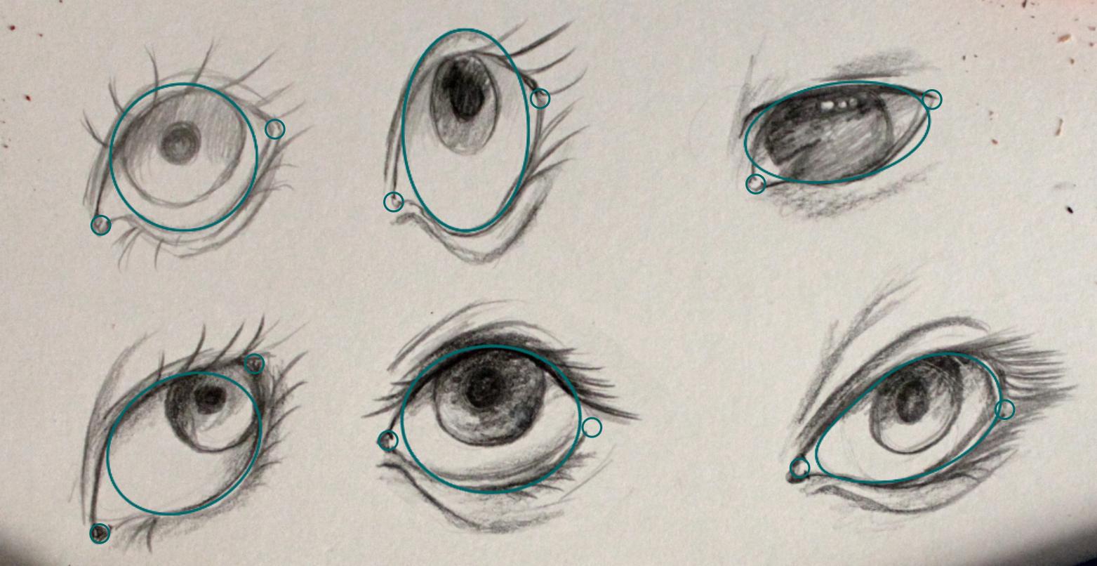 Augen zeichnen2