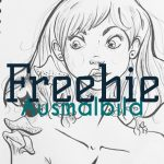 Art Freebie – Malbild