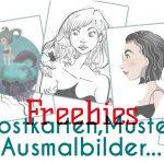 Neuer Freebie- und Downloadbereich