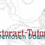 So erstellst du eine Vektorgrafik mit Hilfe geometrischer Formen + Download Teil1