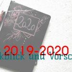 2019 Rückblick-2020 Vorschau