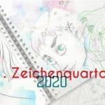 Zeichnungen aus dem 1. Quartal 2020