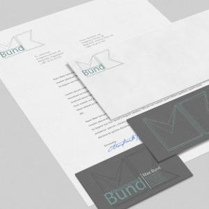 Design Geschäftsunterlagen
