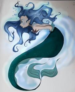 Meerjungfrau VON ANALOG